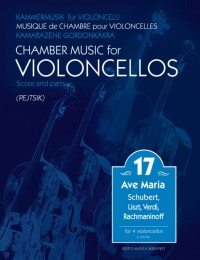 Chamber Music for Cellos Vol.17 (sc/pts)