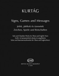 Signs, Games and Messages (oboe/cor ang)