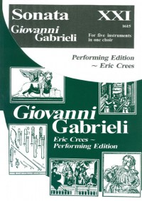 Gabrieli: Sonata XXI (1615)