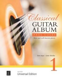 Classical Guitar Album Volume 1