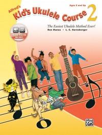 Kids Ukulele Course 2 (with online audio