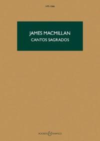 MacMillan, J: Cantos Sagrados