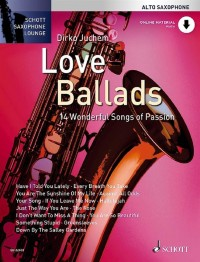 Love Ballads (Alto Saxophone)