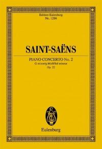 Saint-Saëns, C: Concerto No. 2 G minor op. 22