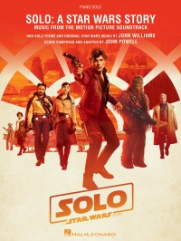 John Williams/John Powell: Solo: A Star Wars Story (Piano Solo)
