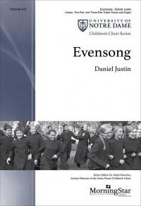 Daniel Justin: Evensong