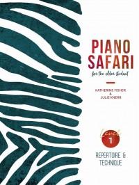 Piano Safari: Older Beginner Repertoire/Technique 1