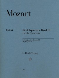 Mozart: String Quartets Volume III (Haydn Quartets)