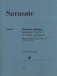 Sarasate: Romanza andaluza, Op. 22/1