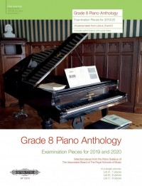 Grade 8 Piano Anthology, Examination Pieces