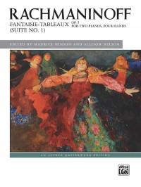 Sergei Rachmaninov: Fantaisie-tableaux Suite No 1 Op 5