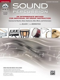 Dave Black_Chris Bernotas: Sound Percussion Accessory Percussion
