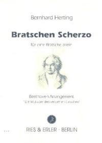 Bernhard Herting: Bratschen Scherzo