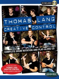 Thomas Lang: Creative Control (Book/CD/Online Audio/Online Video)