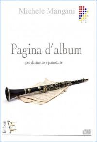 Michele Mangani: Pagina D'Album