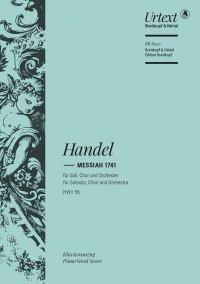 Handel: Messiah 1741 HWV56