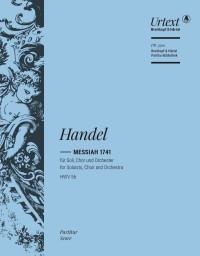 Handel: Messiah 1741 HWV56