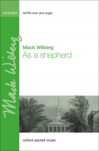 Wilberg: As a shepherd