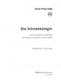 Hefti, David Philip: Die Schneekönigin