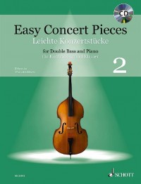 Easy Concert Pieces for Double Bass Volume 2