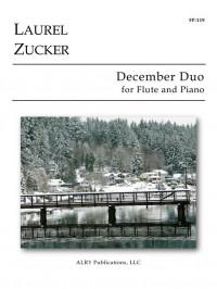 Laurel Zucker: December Duo for Flute and Piano