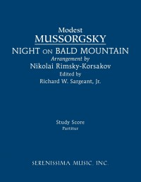 Mussorgsky: Night on Bald Mountain