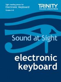 Joanna Clarke: Sound at Sight. Electronic Keyboard 6-8