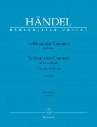 Händel, Georg Friedrich: Te Deum in B flat major HWV 281