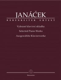 Janácek, Leoš: Selected Piano Works