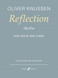 Oliver Knussen: Reflection (op. 31a)