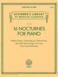 16 Nocturnes for Piano