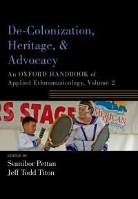 De-Colonization, Heritage, and Advocacy