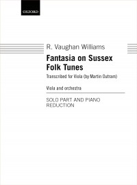 Vaughan Williams: Fantasia on Sussex Folk Tunes