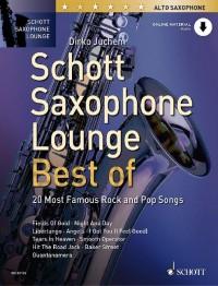 Schott Saxophone Lounge - Best of (Alto Saxophone)