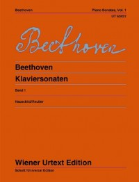 Beethoven: Piano Sonatas Volume 1