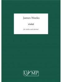 James Weeks: Violet
