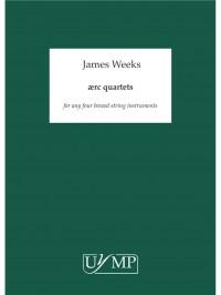 James Weeks: rc Quartets