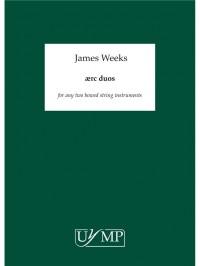 James Weeks: rc Duos