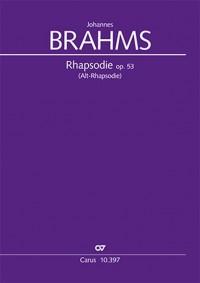 Brahms: Rhapsody op.53