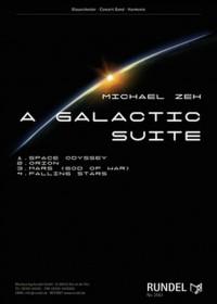 Michael Zeh: A Galactic Suite