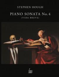 Stephen Hough: Piano Sonata No.4 (solo piano)