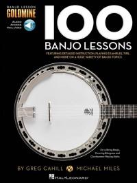 100 Banjo Lessons (Book/Online Audio)