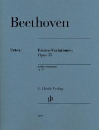 Beethoven: Eroica Variations, op. 35