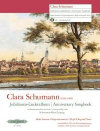 Clara Schumann: Anniversary Songbook