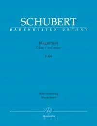 Schubert: Magnificat in C major, D486