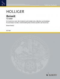 Holliger, H: Beiseit