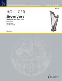 Holliger, H: Seven Verses