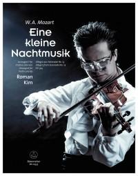 Mozart: Eine kleine Nachtmusik for violin solo