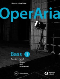 OperAria Bass Volume 1: Lyric