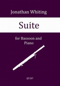 Jonathan Whiting: Suite for Bassoon and Piano
